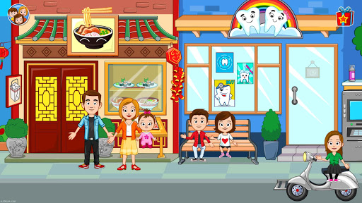 My Town : Street, After School Neighbourhood Fun 1.04 Screenshots 12
