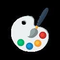 Paint Free - Drawing Fun icon