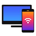 EasyCast - cast phone to tv, Roku, Fire TV, Xbox icon