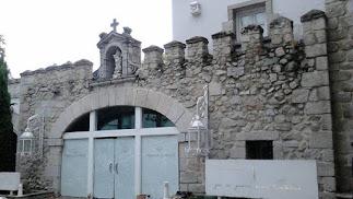 Restaurante Palacio de la Misión.