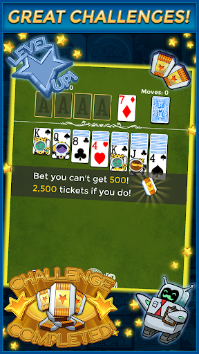Solitaire - Make Money Free screenshot 4