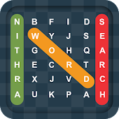 Word Search Game in English