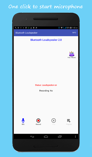 Bluetooth Loudspeaker 5.4 Screenshots 7