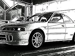 インテグラタイプR  DB8 98スペックのカスタム事例画像 インテRさんの2019年02月23日23:15の投稿