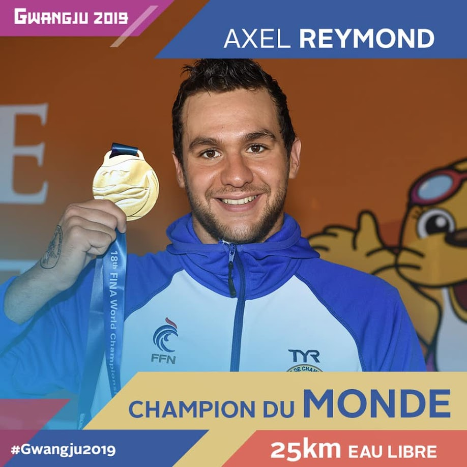 World Champion of the 25 km