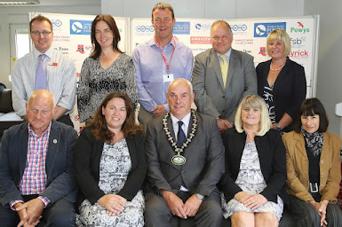 Time to get your entry in for Powys Business Awards