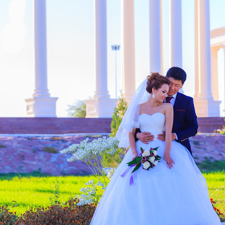 Wedding photographer Ruslan Khimatullin (khismatullin). Photo of 25.11.2015