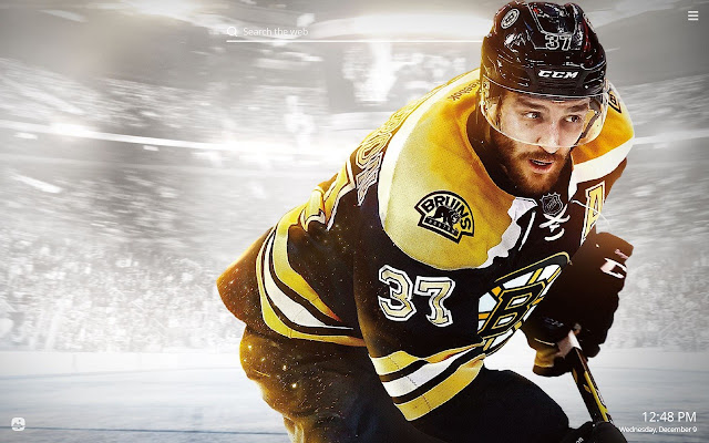 Boston Bruins Hd Wallpapers New Tab