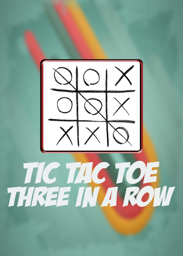 Tic Tac Toe three in a row