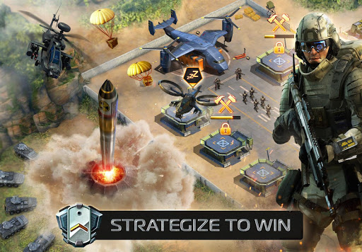 Soldiers Inc: Mobile Warfare  screenshots 1
