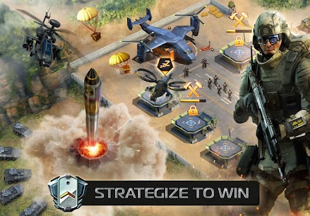 Soldiers Inc: Mobile Warfare MOD APK (Unlimited Everything) 1