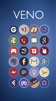 Veno - Icon Pack screenshot 1