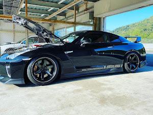 NISSAN GT-R R35 MY18のカスタム事例画像 satoshiさんの2020年10月21日18:39の投稿