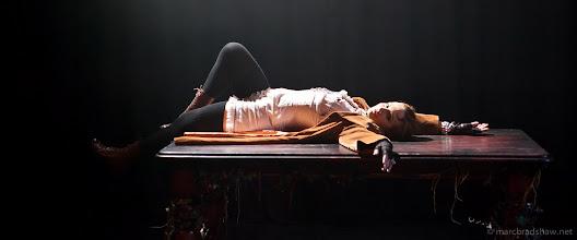 Photo: Lying