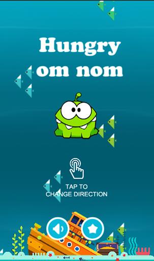 Hungry Om nom