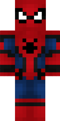 Spiderman skin This the skin Spiderman Homecoming