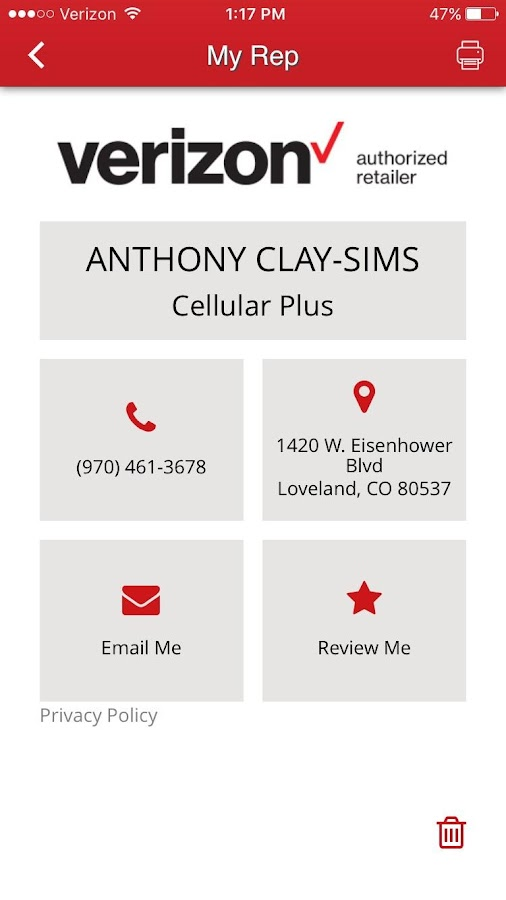 Cellular Plus- screenshot