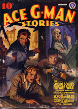 Photo: Ace G-Man Stories 194112 -- Nazis