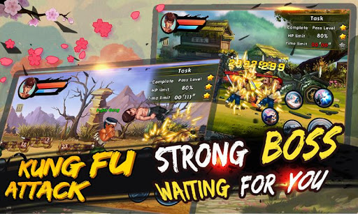 Kung Fu Attack:Offline Action RPG 1.2.3.186 screenshots 1