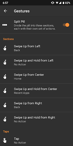 Navigation Gestures - Swipe Gesture Controls! - Apps on Google Play