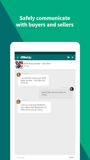 OfferUp - Buy. Sell. Offer Up screenshot 12