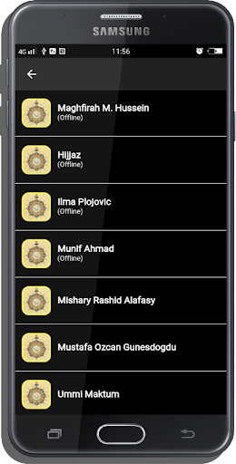 99 Names Of Allah Mp3 (Asmaul Husna) 8.0 screenshots 2
