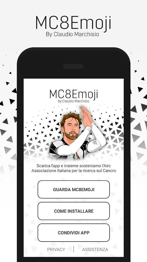 MC8Emoji by Claudio Marchisio- screenshot