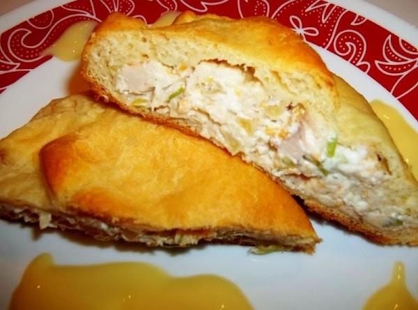 Turkey - N - Cheddar Croissants Recipe