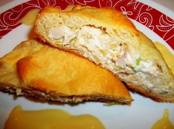 Turkey - N - Cheddar Croissants