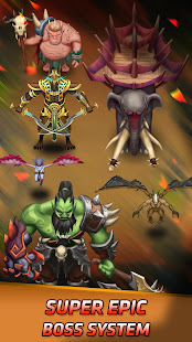 Guardians of Kingdom : Idle Defense War Fight