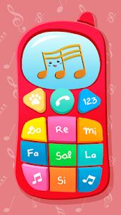 Baby Phone. لعبة أطفال 6