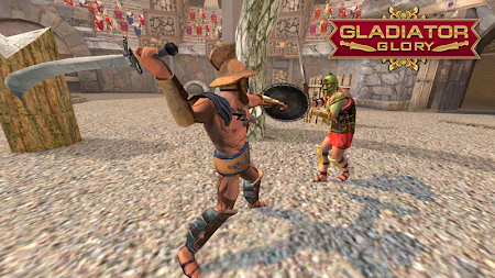 Gladiator Glory APK screenshot thumbnail 3