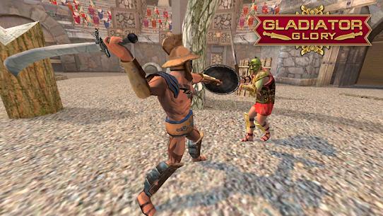 Gladiator Glory Apk Mod (Dinheiro Infinito) 3