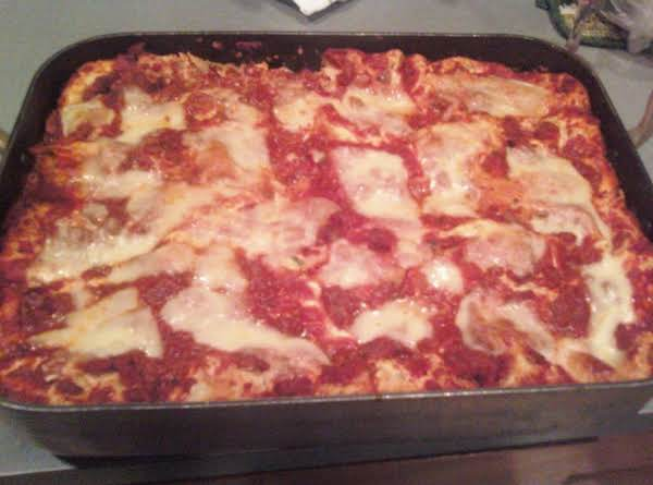 This Is The Best Lasagna Ever!!