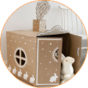 Cardboard Crafts icon