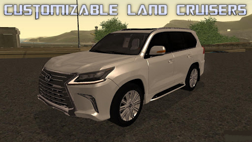 Land Cruiser Drift Simulator 2020 0.1 screenshots 6