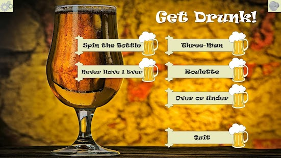 Get Drunk (FREE) - Drinking games - náhled