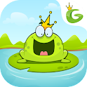 Lazy Frog Swamp King icon