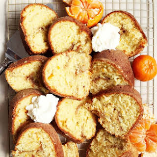Whole Orange Bundt Cake.