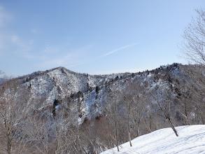 1124mから徳平山
