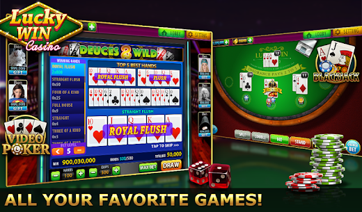 Lucky Win Casino™- FREE SLOTS 5
