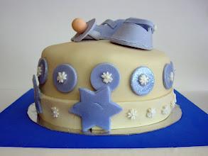 Photo: Tarta de bebe