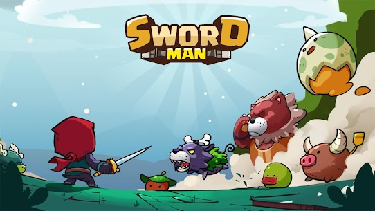 Sword Man – Monster Hunter 1.0.1 MOD (Unlimited Money) 1