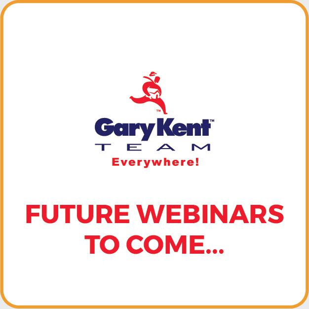 future webinars to come gary kent san diego realtor