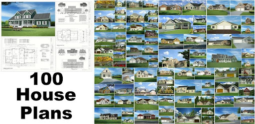 100 House Plans in PDF and CAD - Apps on Google Play