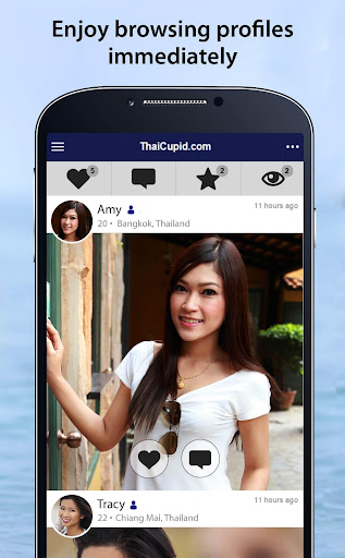 ThaiCupid - Thai Dating App 2.1.6.1561 screenshots 2