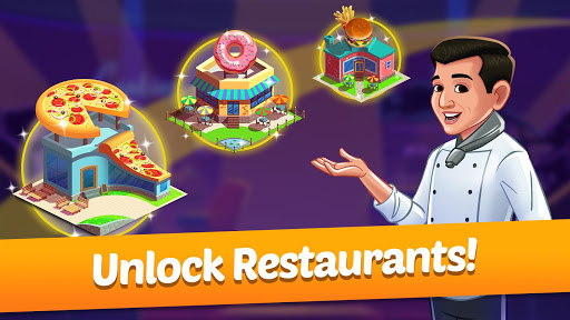 Cooking Empire With Chef Sanjeev Kapoor apkpoly screenshots 3