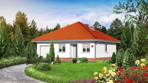 projekt Dom przy Niezapominajek