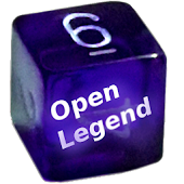 Dice Roller for Open Legend