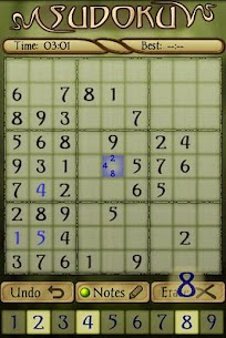 Sudoku Free Apk  Download For Android 1